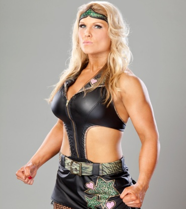 Beth Phoenix (Diva of the Year, 2007-2009)